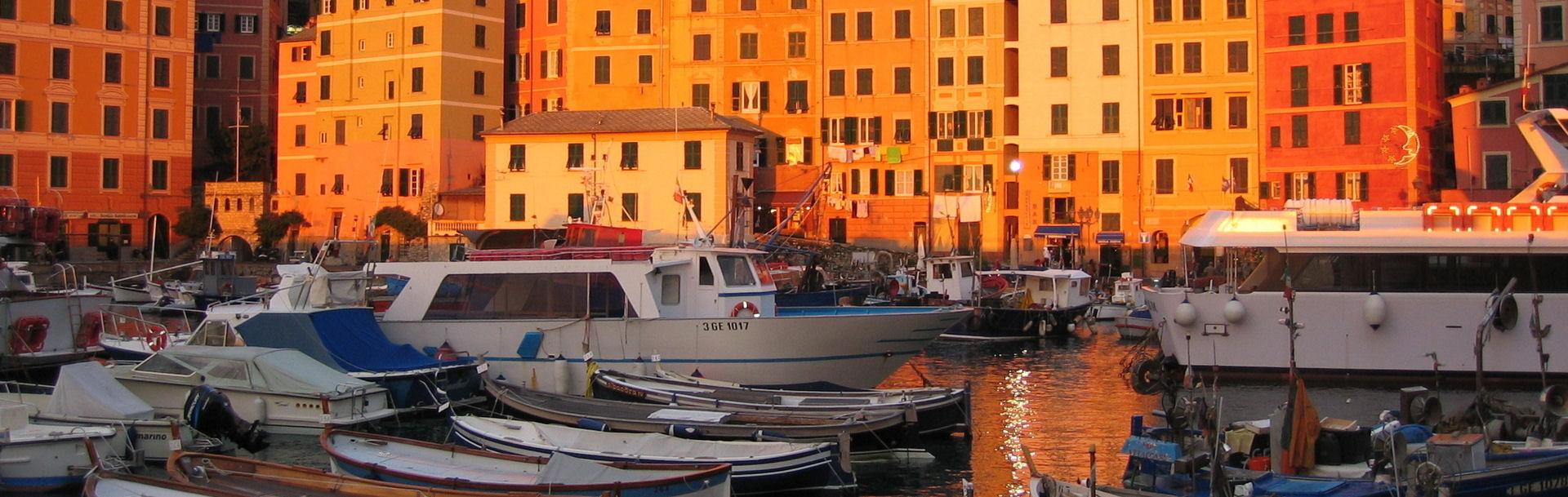 Camogli-porto