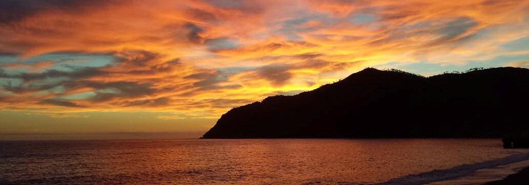Riva-Trigoso-tramonto